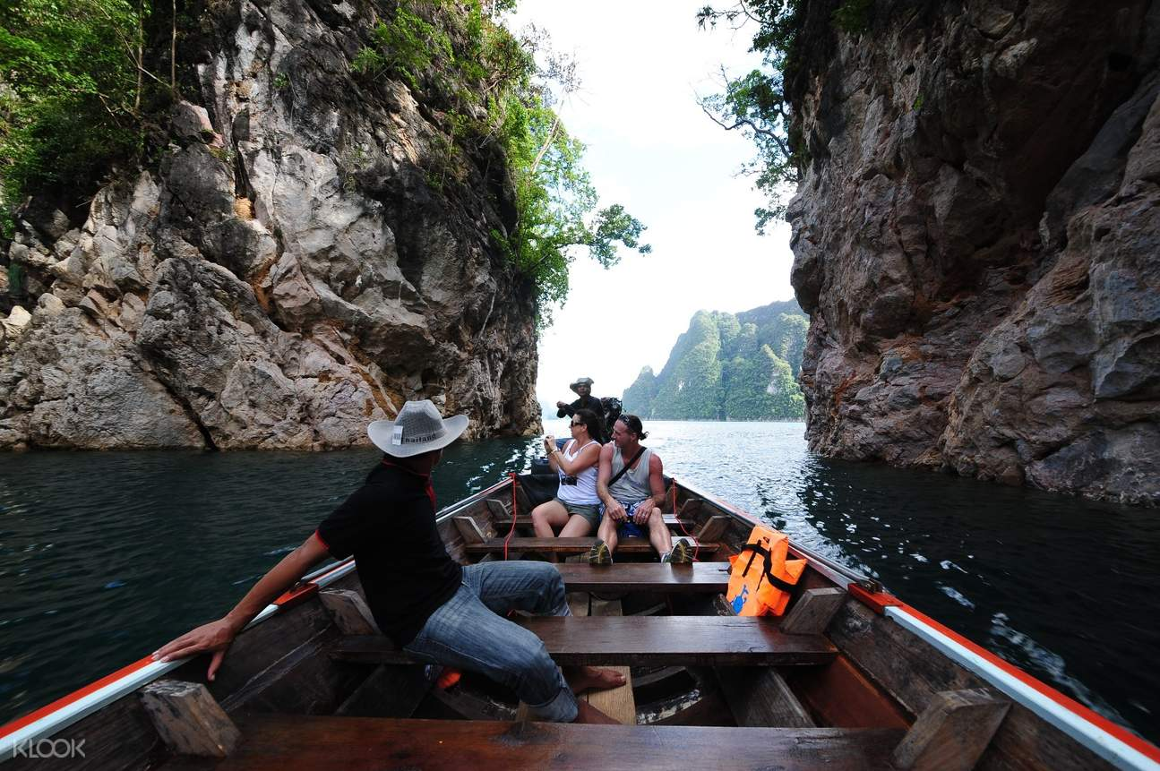long tail boat ride