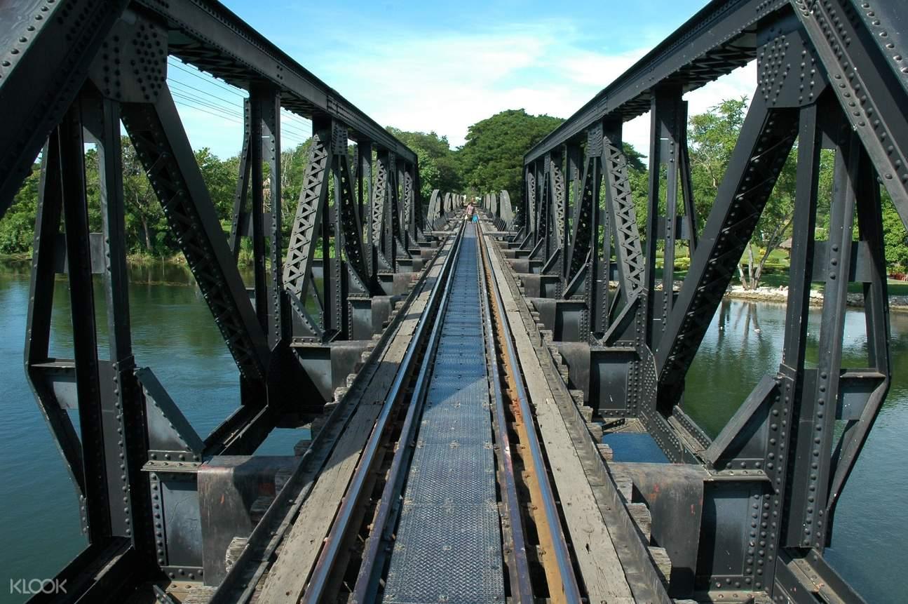 北碧 桂河大桥 死亡铁路