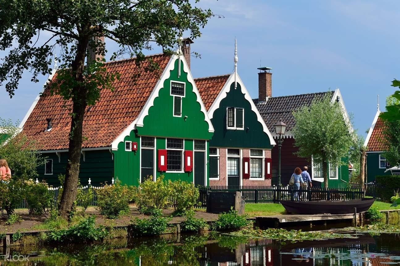 庫肯霍夫,沃倫丹,風車村,庫肯霍費一日遊,沃倫丹風車村一日遊,阿姆斯特丹周邊一日遊,荷蘭村莊一日遊,庫肯霍夫花園
