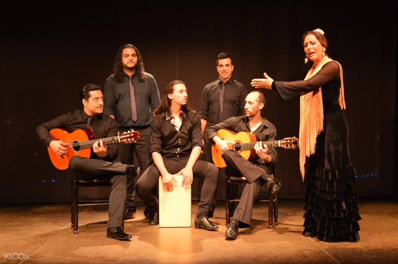 巴賽隆納palacio del flamenco