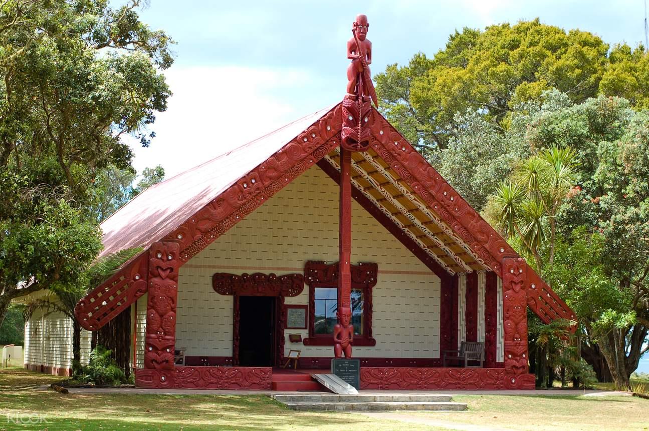 新西兰派希亚怀唐伊条约签署地