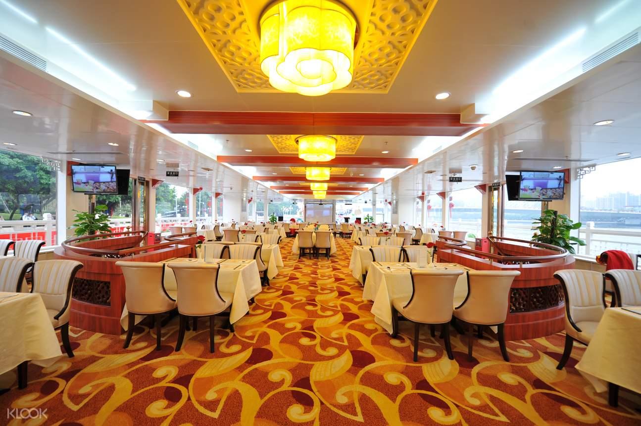 buffet hall pearl river night cruise