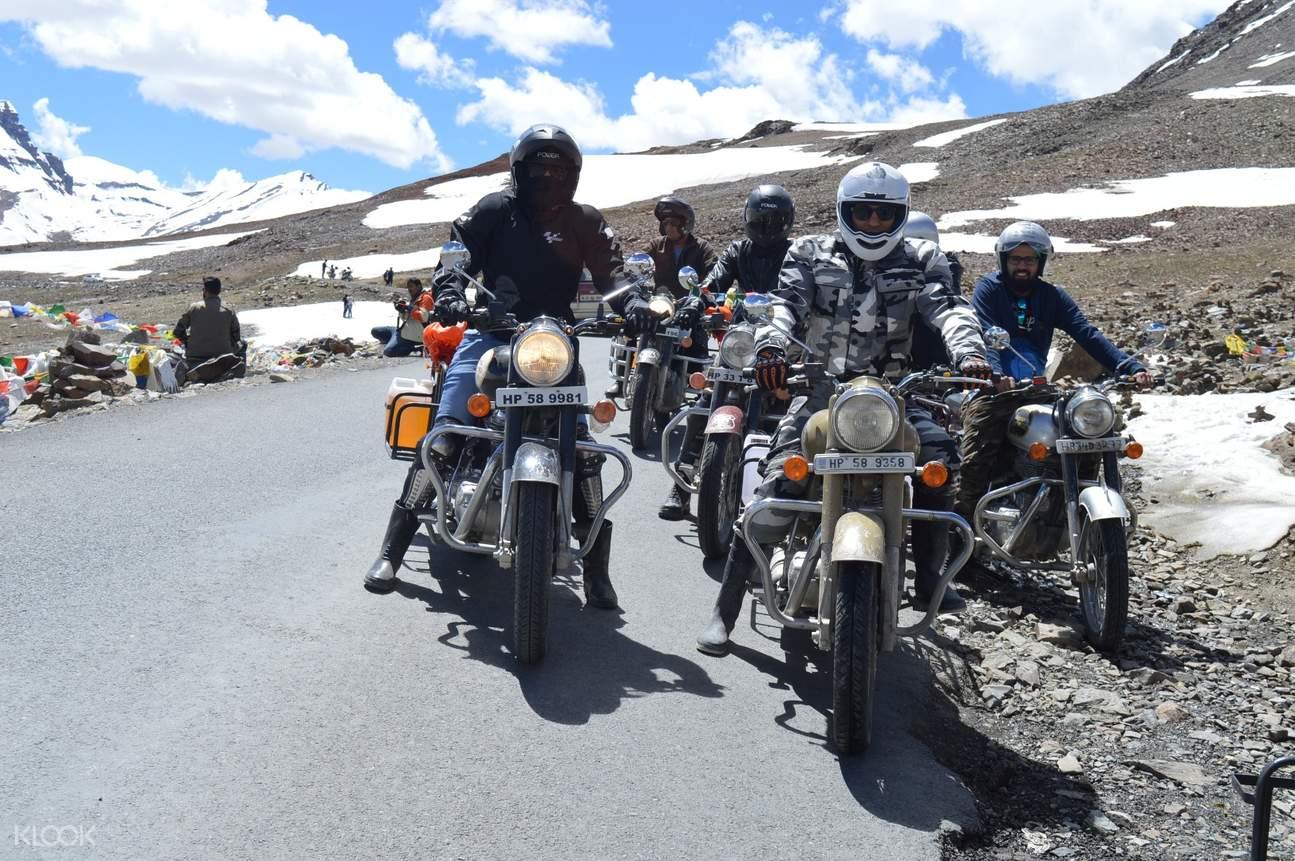 马尼拉至列城摩托车11天10夜骑行之旅(新德里出发)