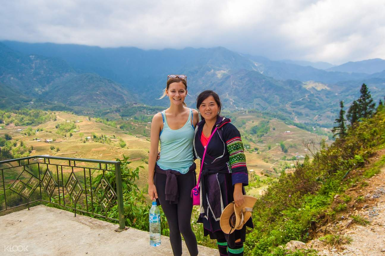 Tourist with Local Guide