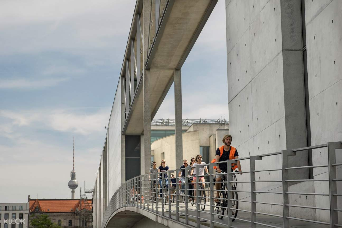 柏林腳踏車導覽