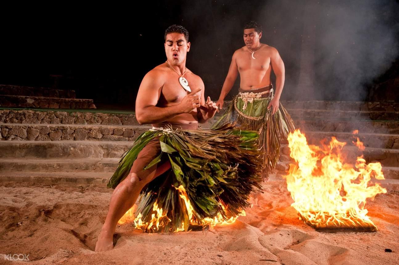 夏威夷火舞