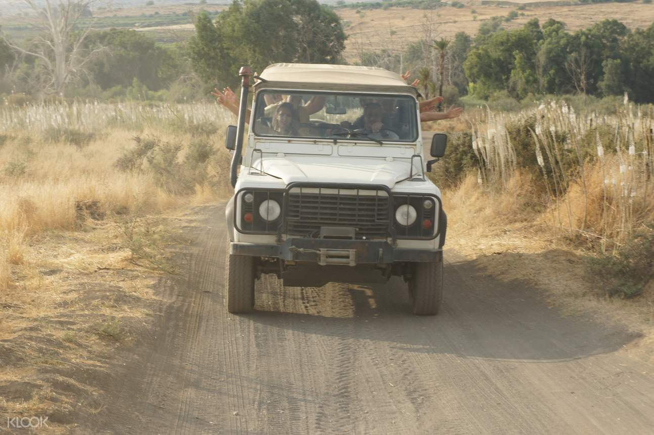 Jerusalem jeep tour