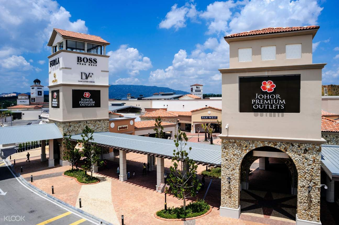 johor premium outlets singapore malaysia