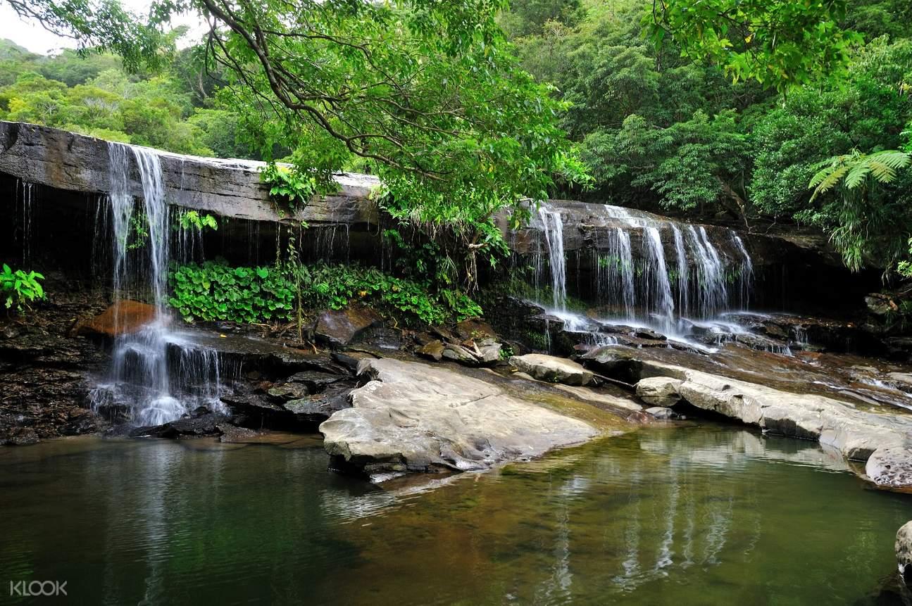 sangara falls