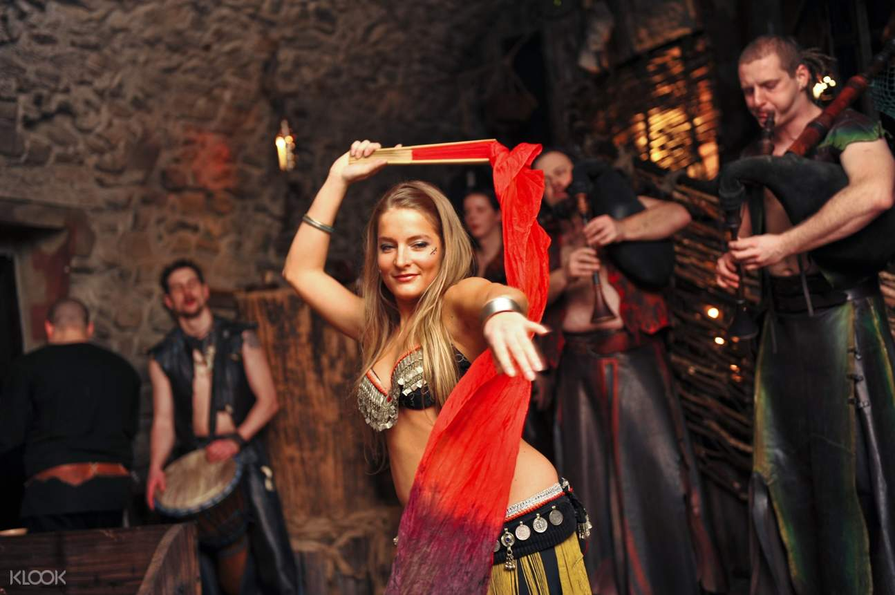 Medieval Dinner and Live Entertainment in Prague