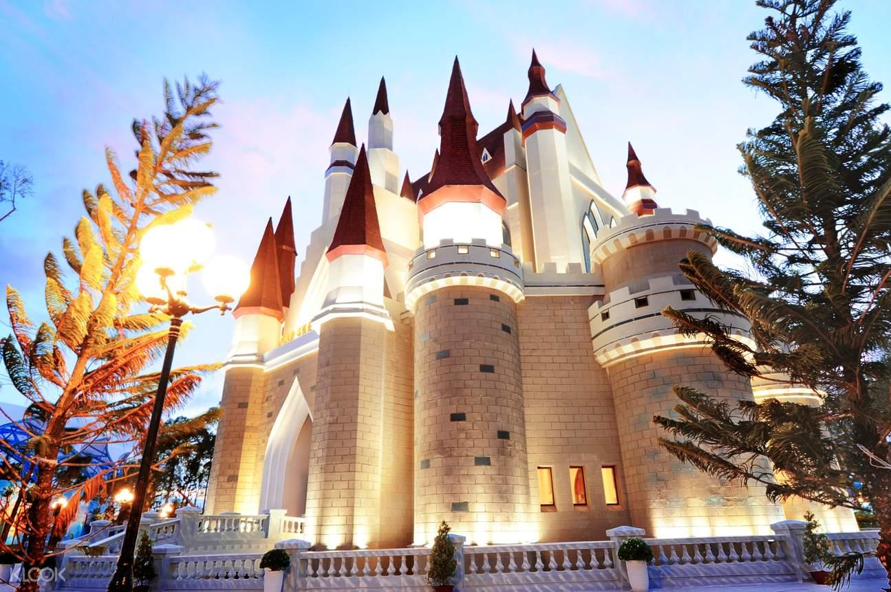 lâu đài Vinwonders