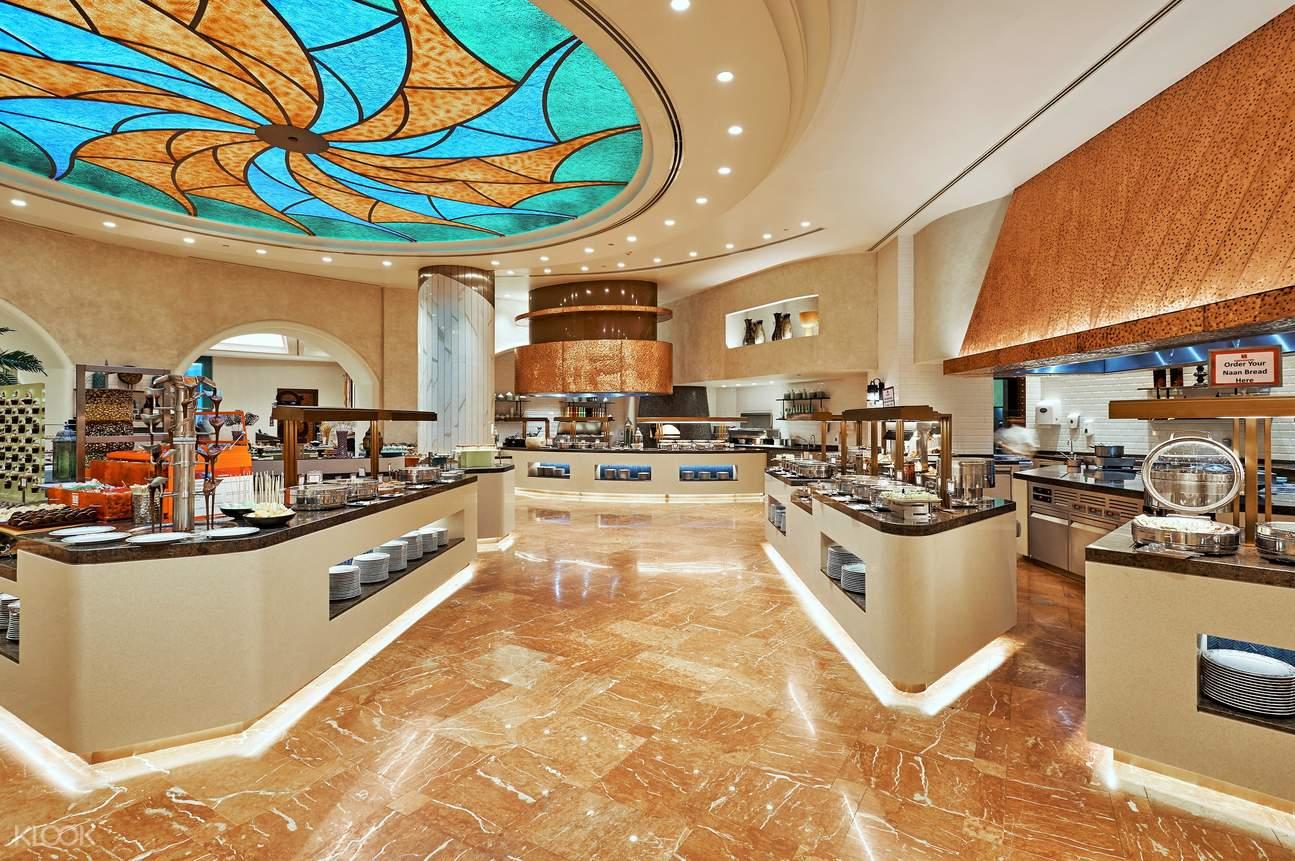 迪拜自助餐,迪拜亚特兰蒂斯,迪拜万花筒餐厅,迪拜亚特兰蒂斯自助餐