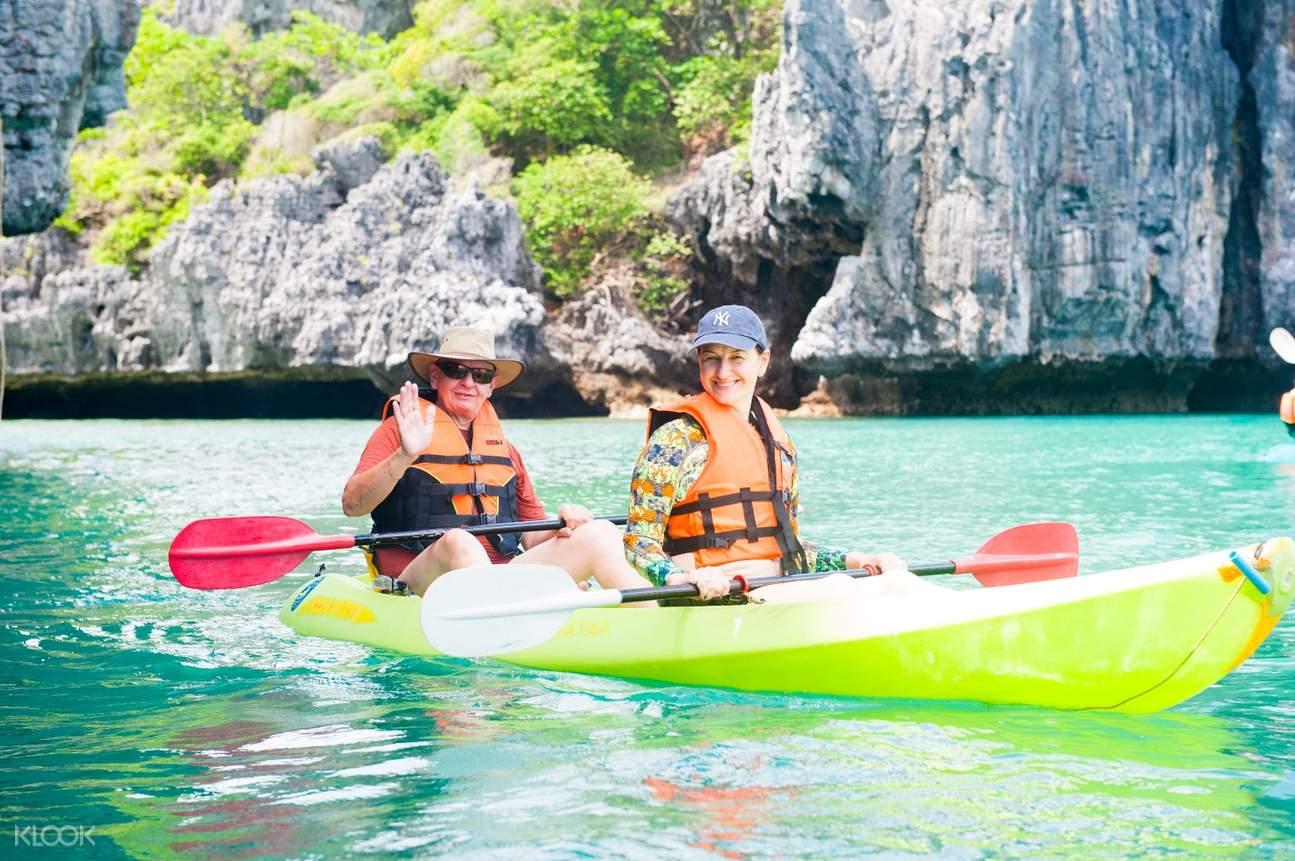 water activities koh samui thailand