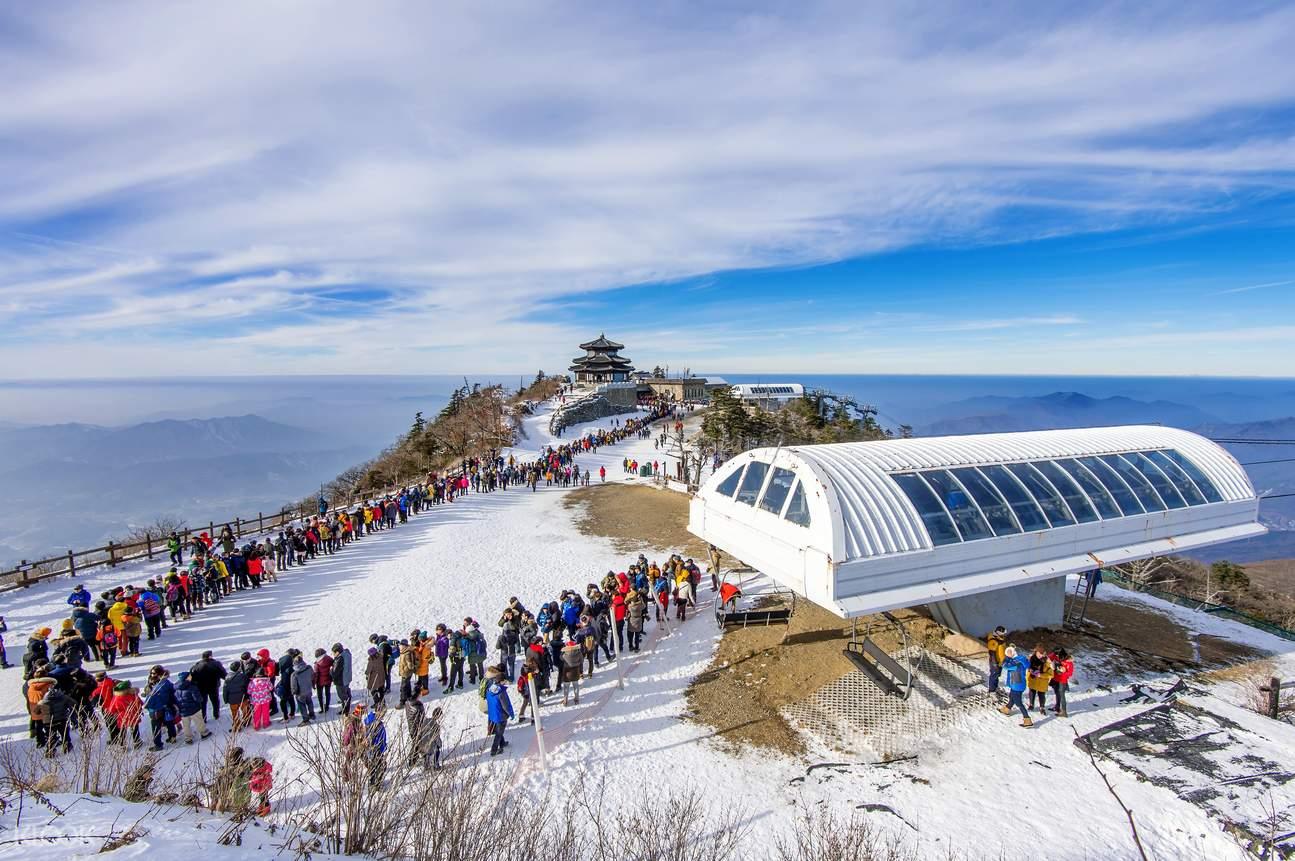 仁川机场至滑雪场专车接送