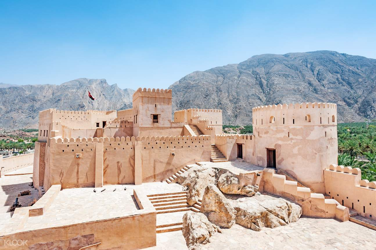 Rustaq day tour