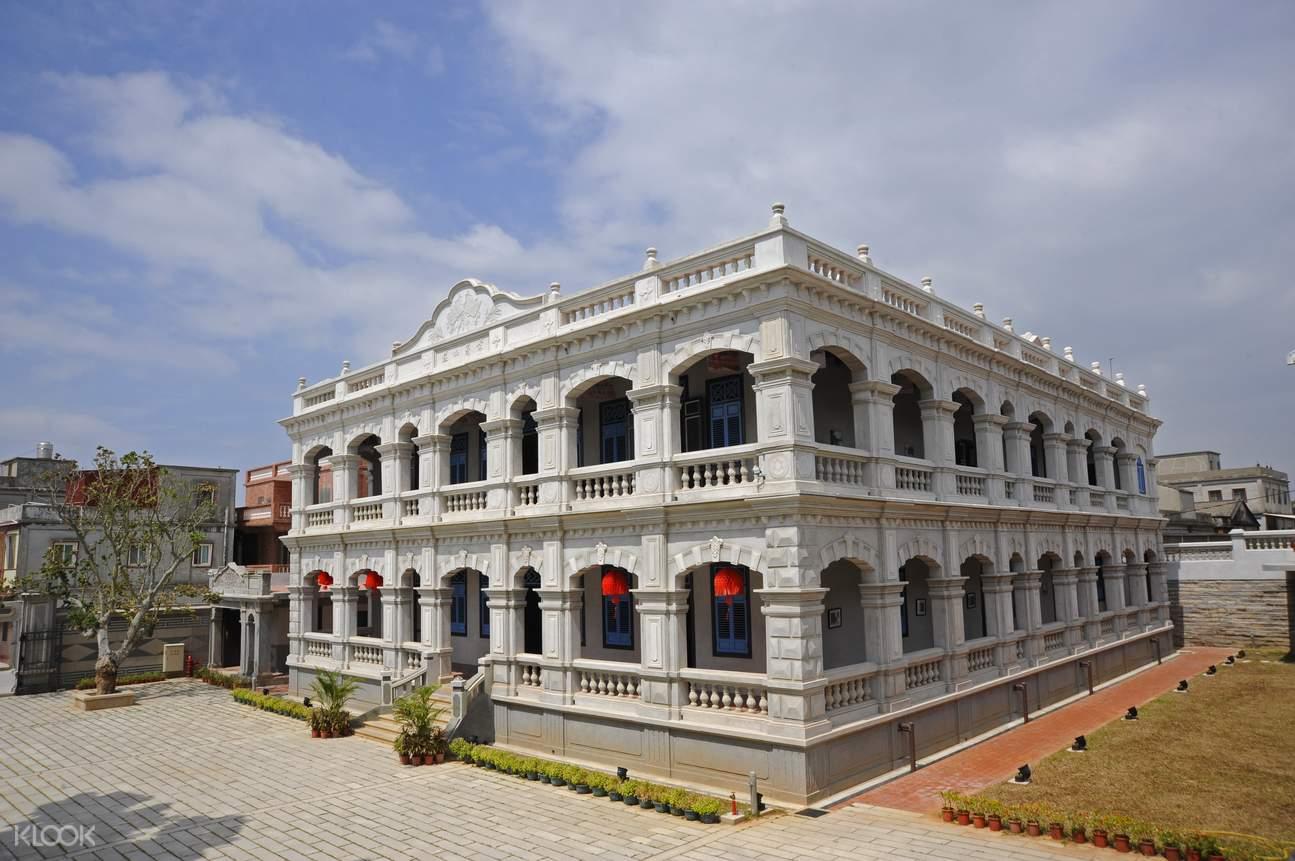 Chen jinglan's Western Style House