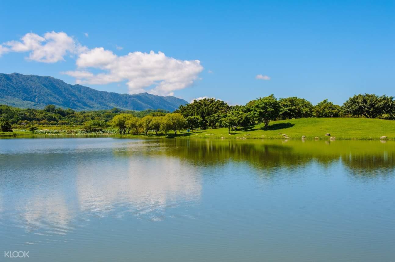 Dapo Pond Chishang