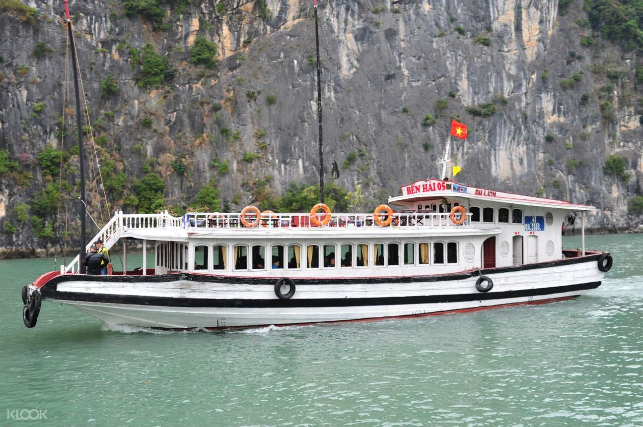 Halong Bay Big Group Tour from Hanoi - Klook