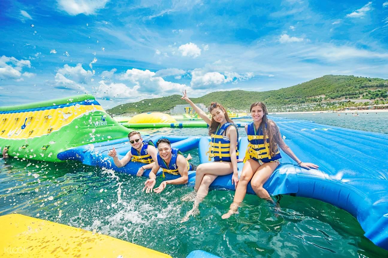 Vinpearl Land Nha Trang Splash Bay