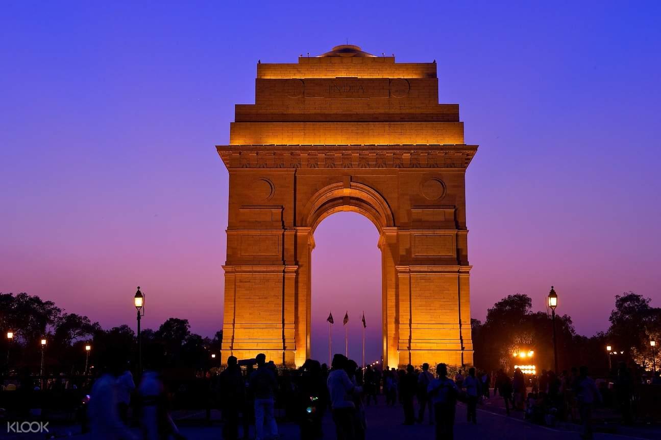 印度德里包车一日游