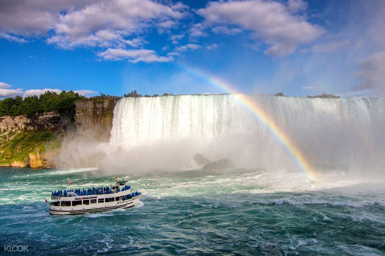 尼加拉瀑布游船观光
