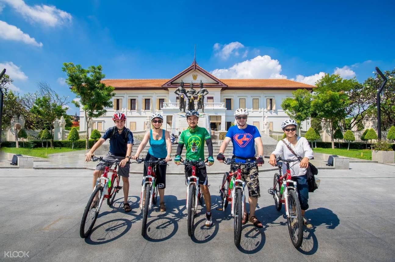 chiang mai biking tour