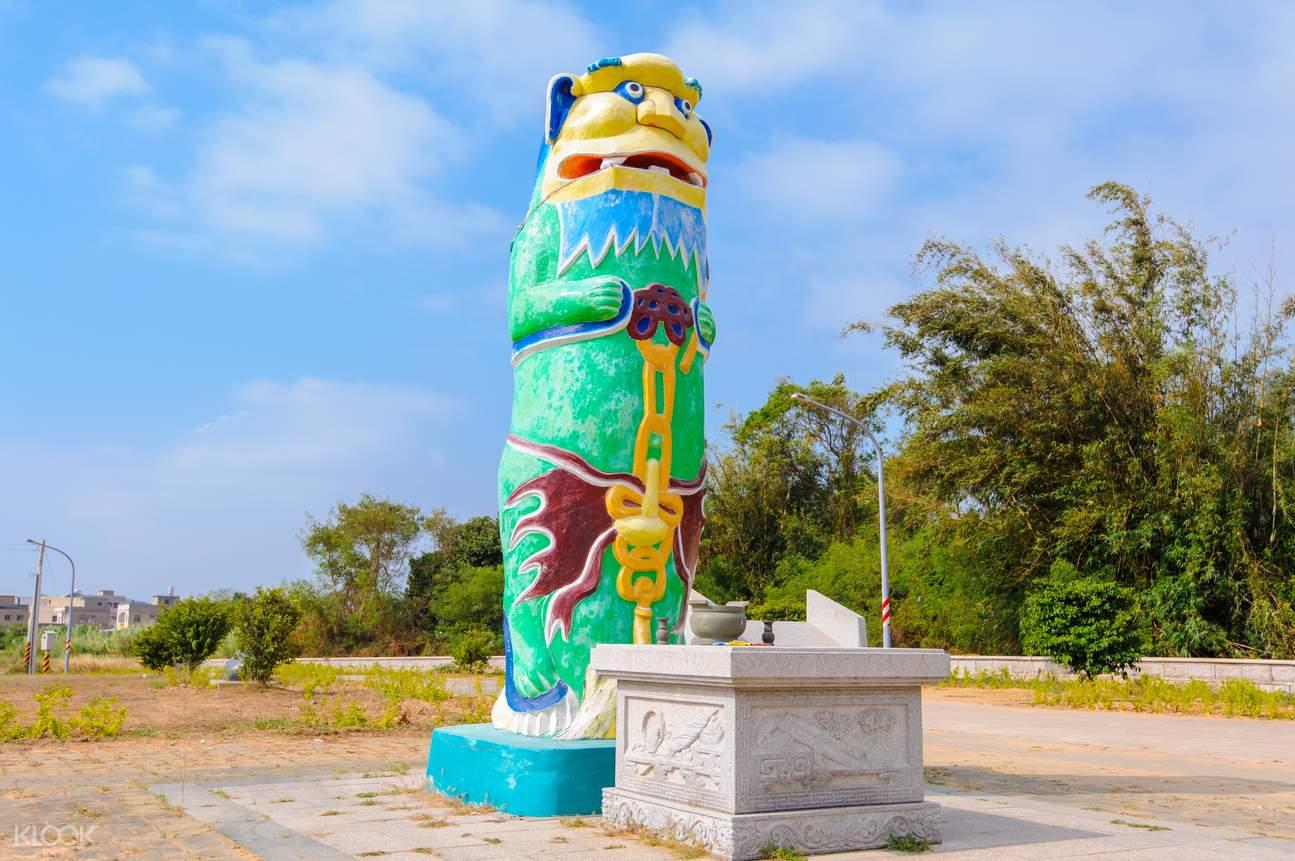 Wisata Sehari Jinning Township Ci Lake dan Guningtou