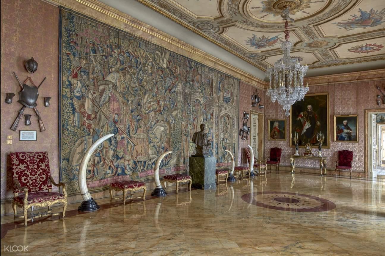 Palacio de Liria Art Pieces