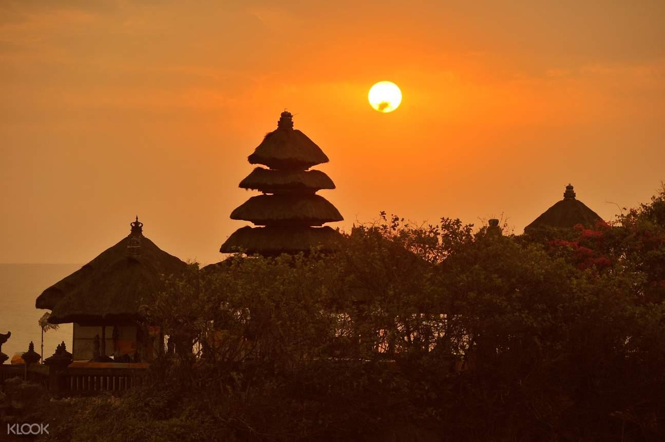 景點接送 印尼峇里 - 海神廟
