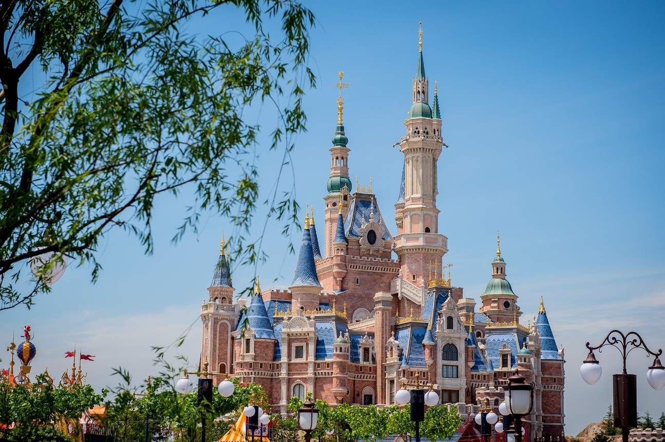 Shanghai Disneyland (2 Day Admission)