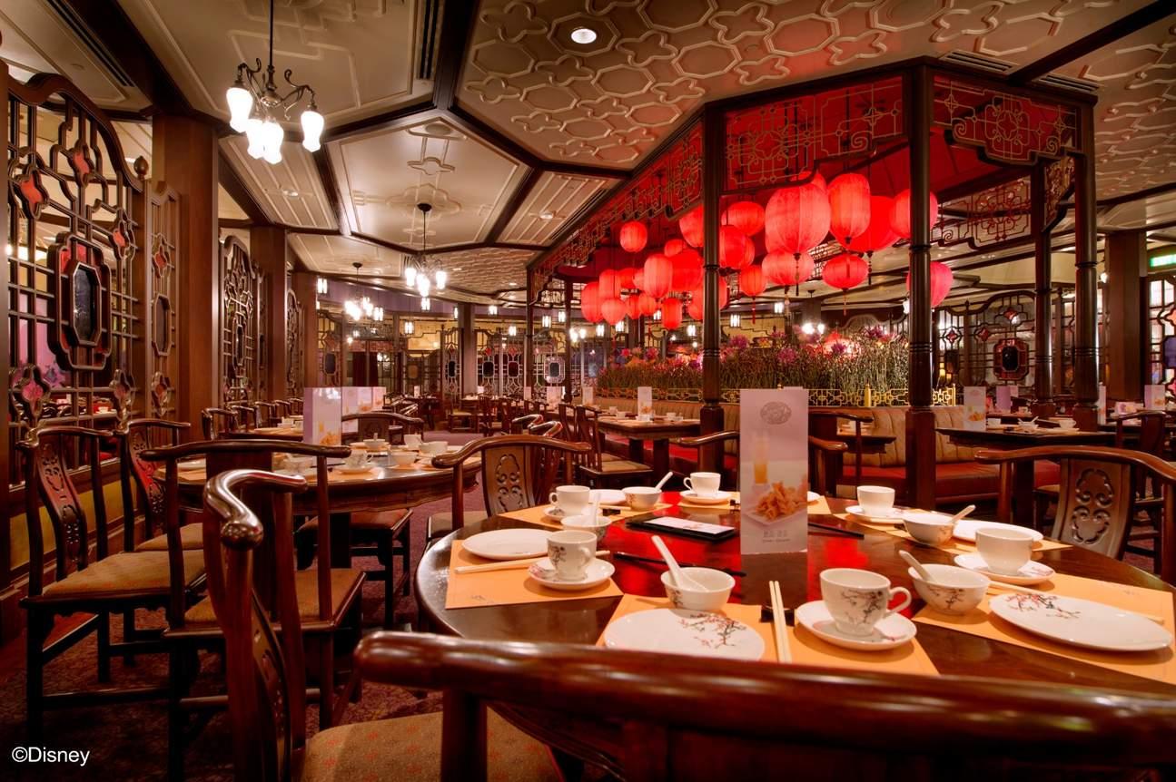 香港迪士尼度假區廣場飯店