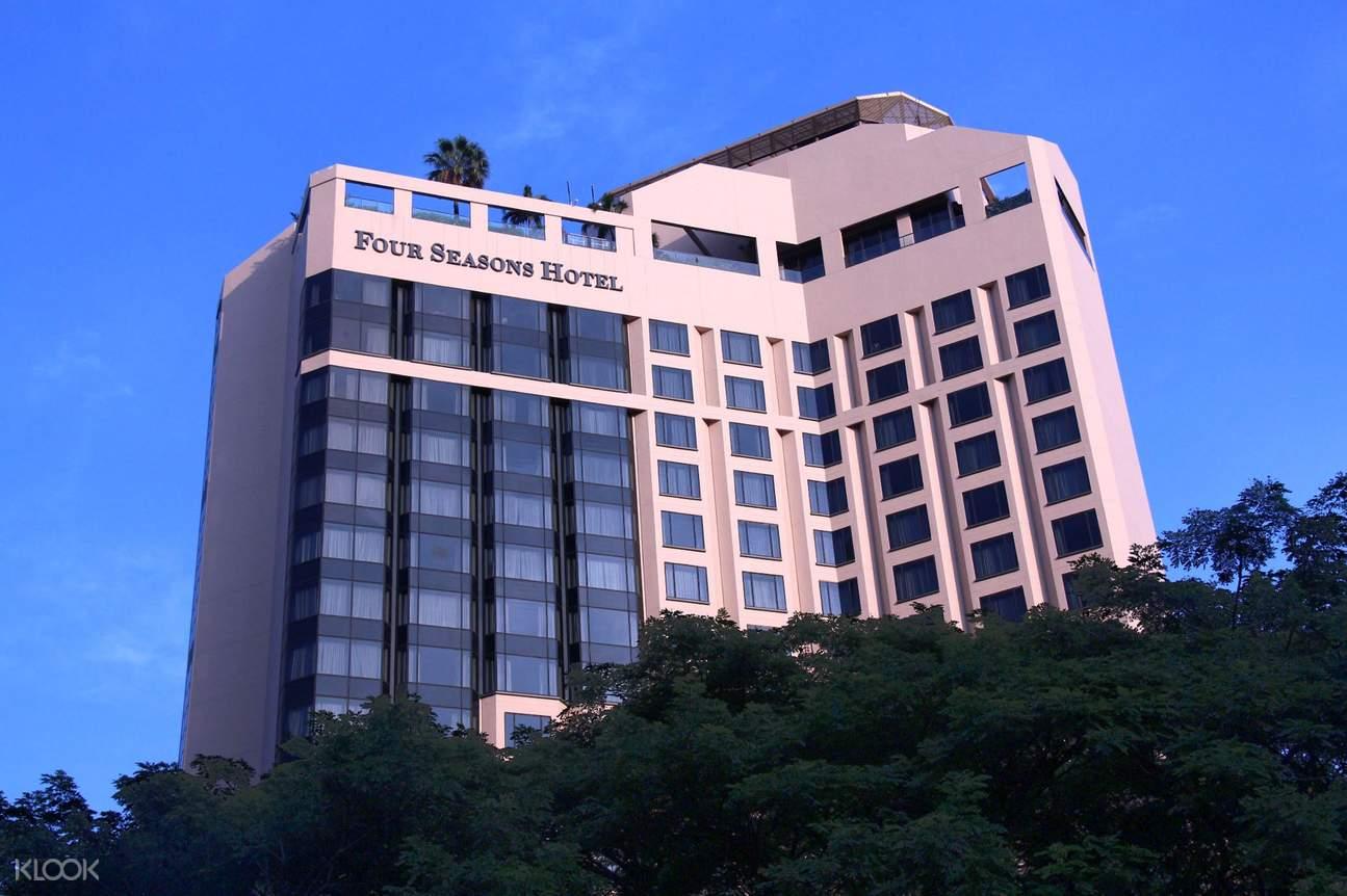 新加坡四季酒店住宿套票