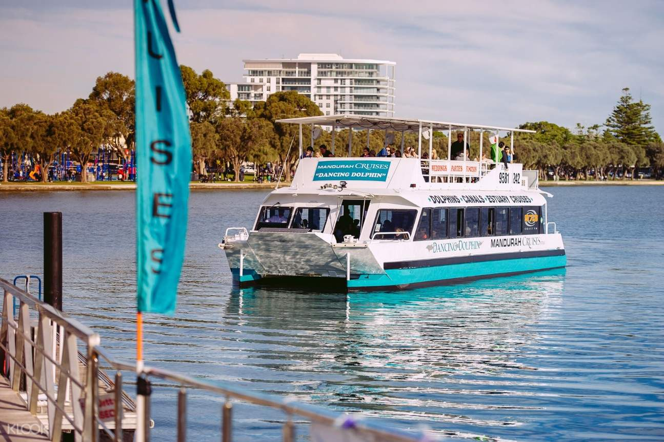 dolphin scenic canal cruise