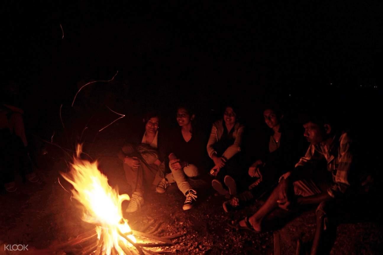 kunti betta campfire