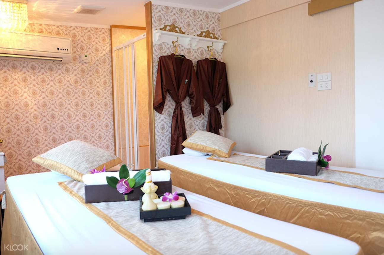 泰國 曼谷Center point massage and spa