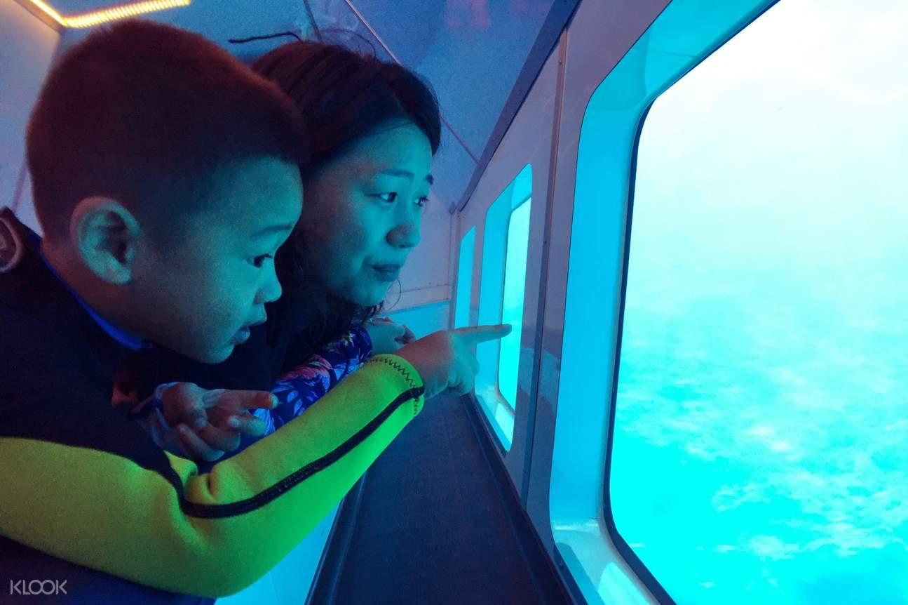 親子同遊,展開認識海洋的知性之旅