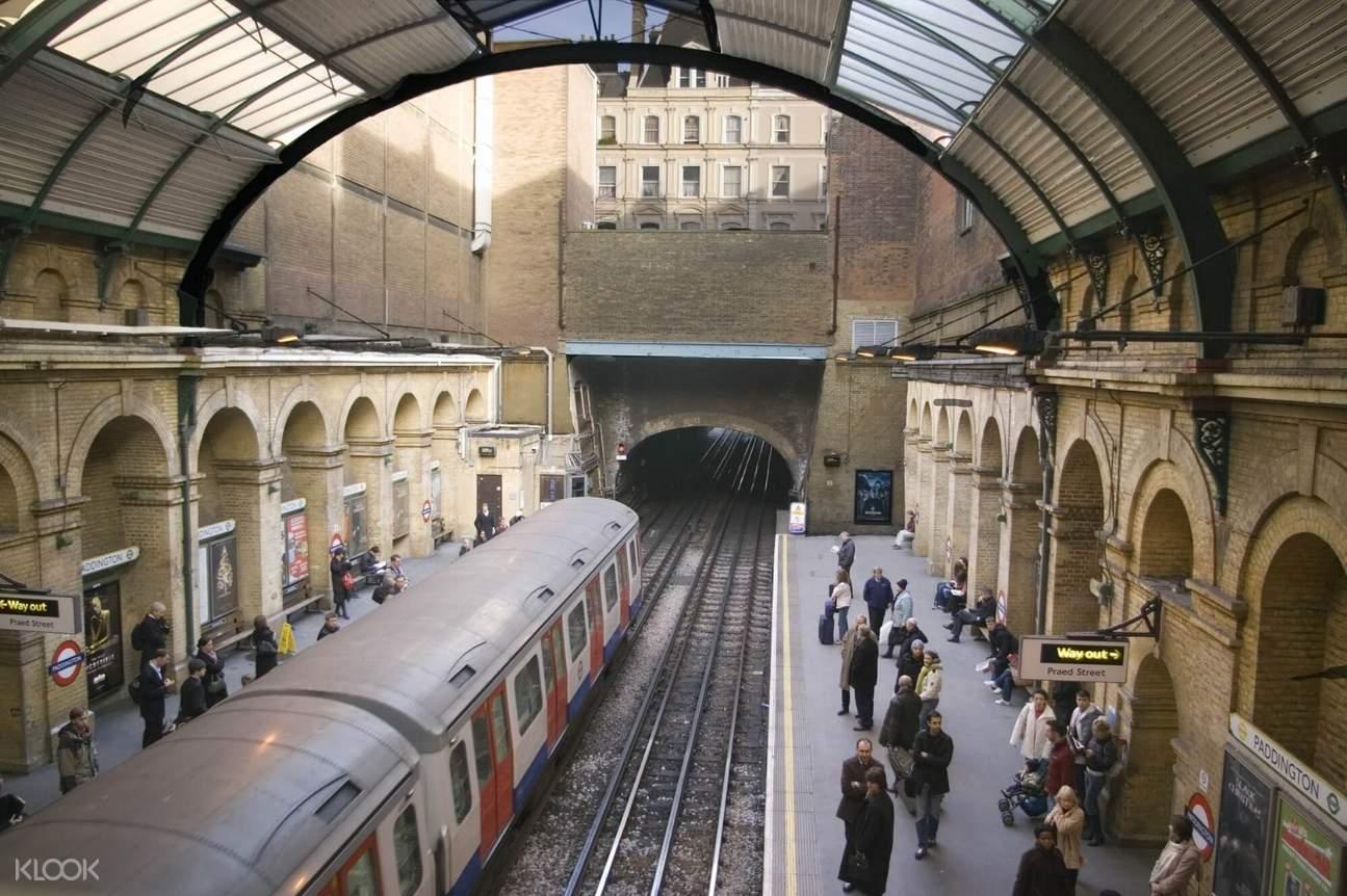 tube tour london