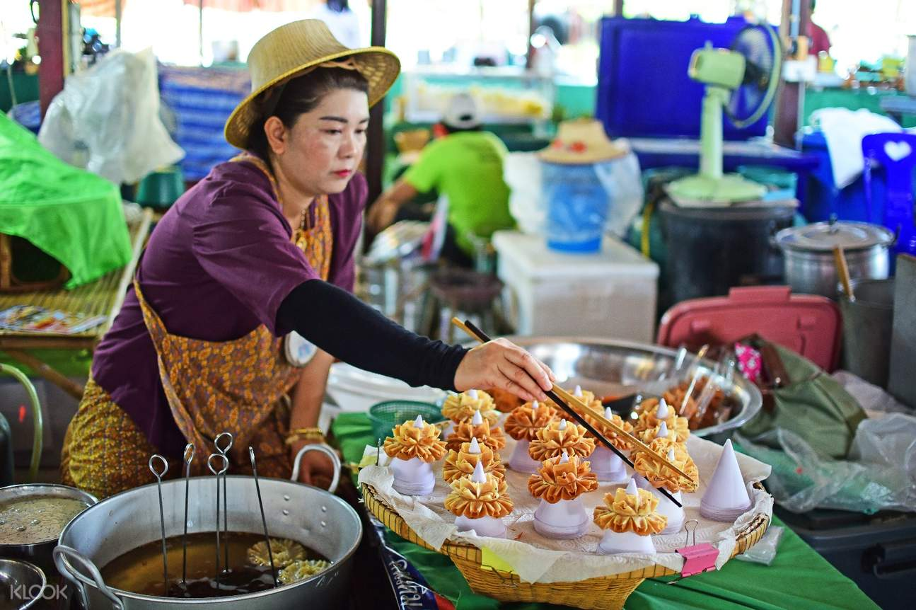 Ayutthaya Market