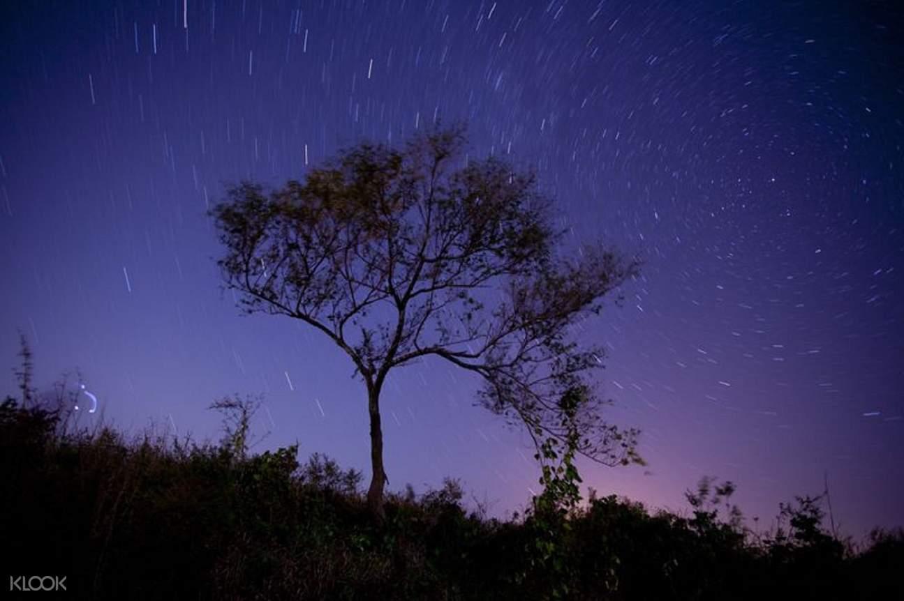 banzai cliff stargazing