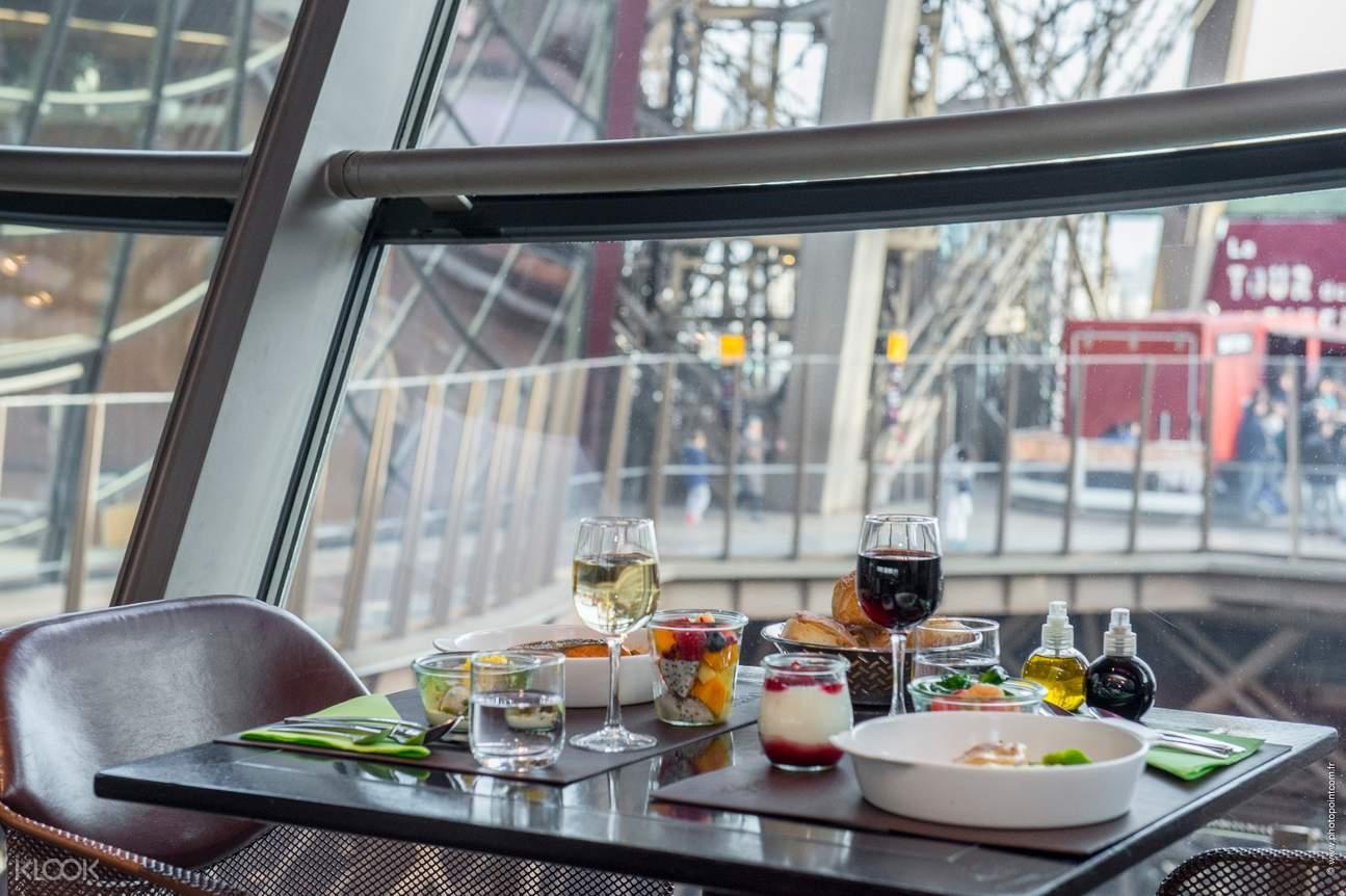 58 Tour Eiffel午餐