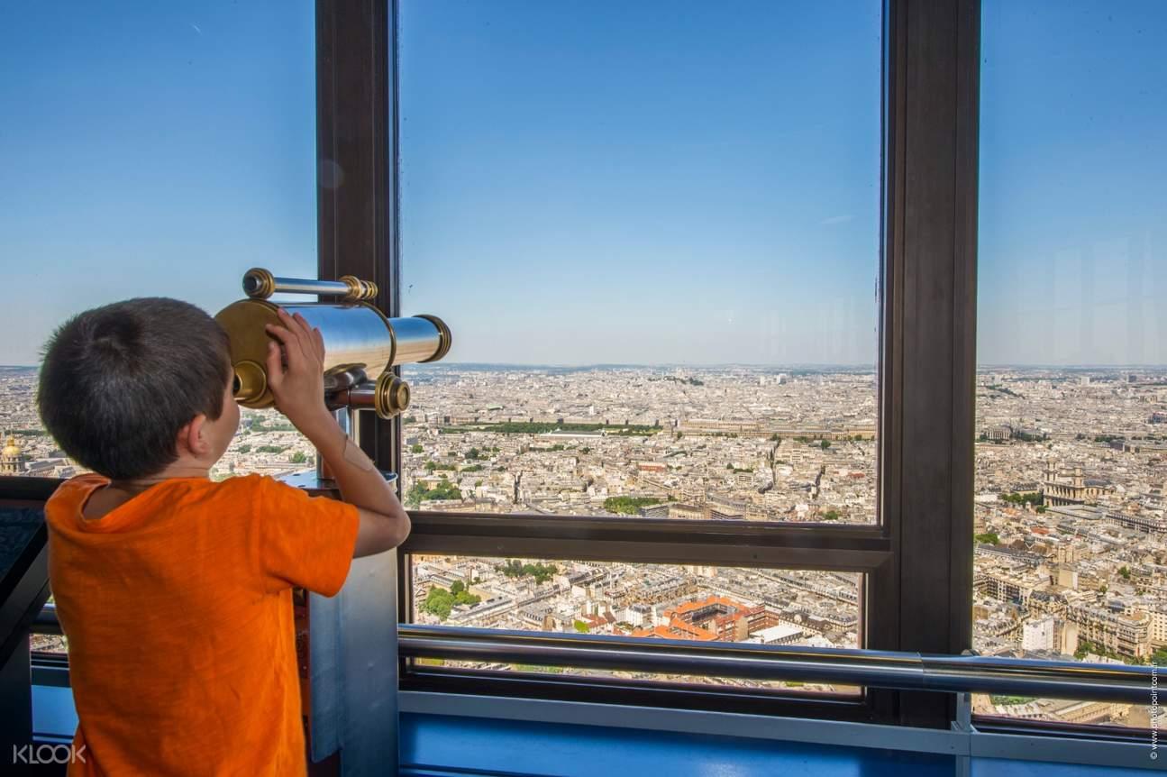 montparnasse tower panoramic observation deck