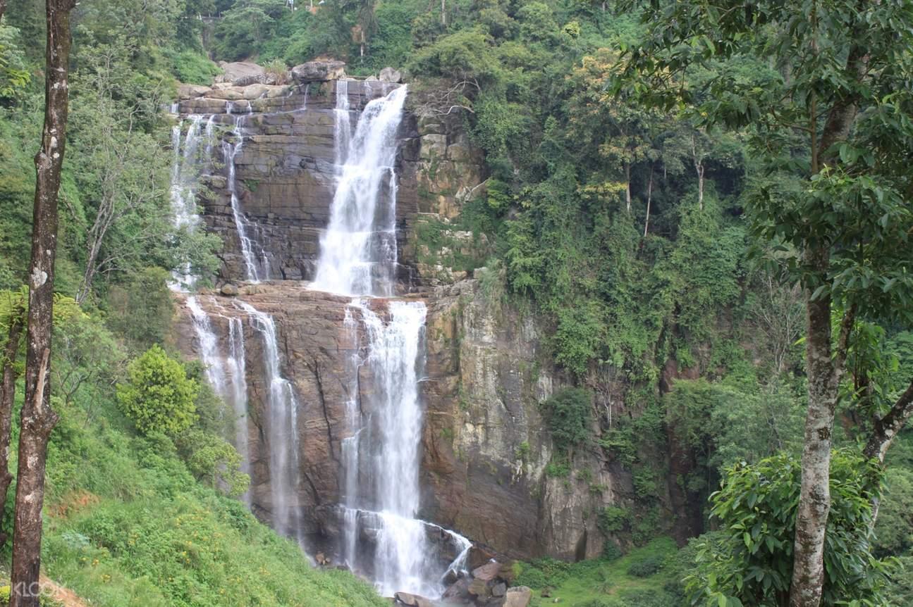 ramboda瀑布