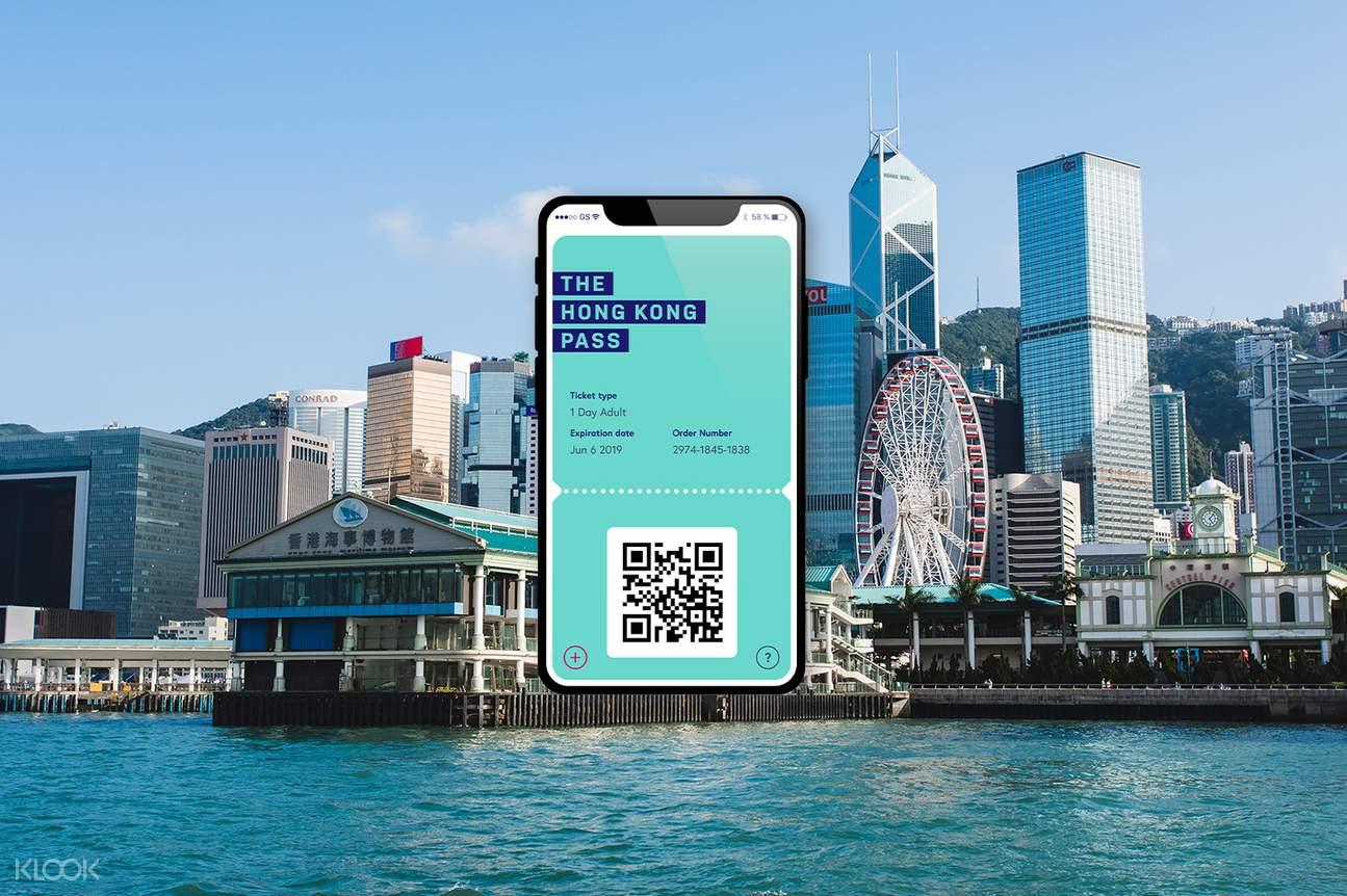 exhibit at Hong Kong Maritime Museum