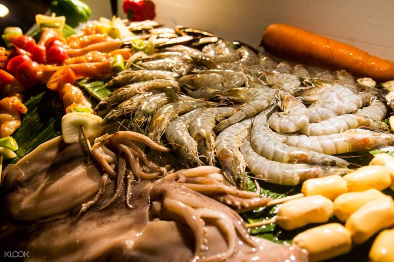 A-ONE Star飯店國際BBQ晚間自助餐 - 芭達雅