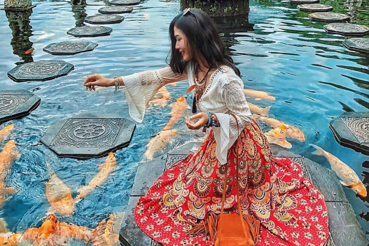 tirta gangga water palace - bali & east bali