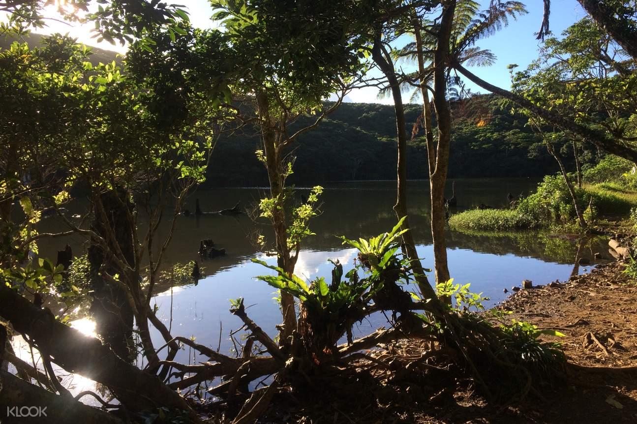 蘭嶼大天池探索半日遊