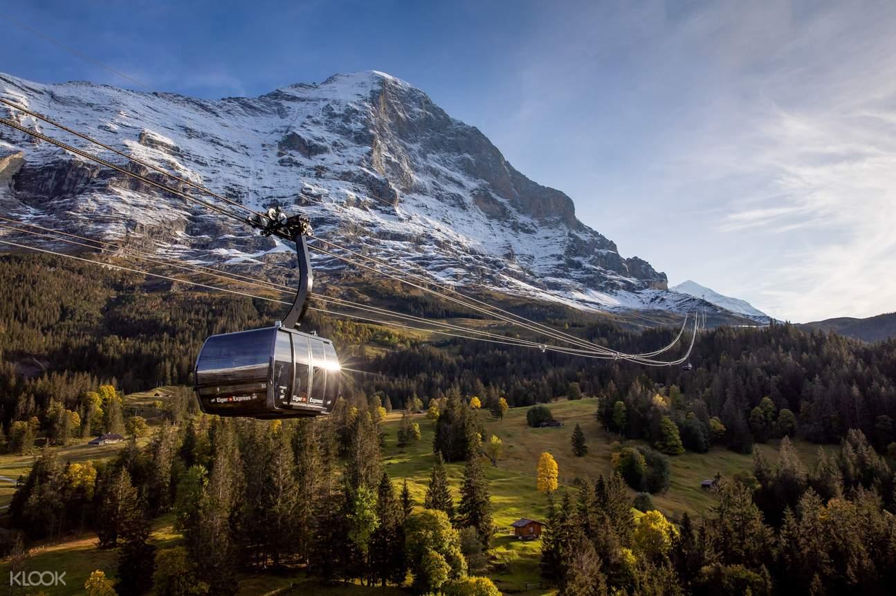 lucerne jungfraujoch day trip