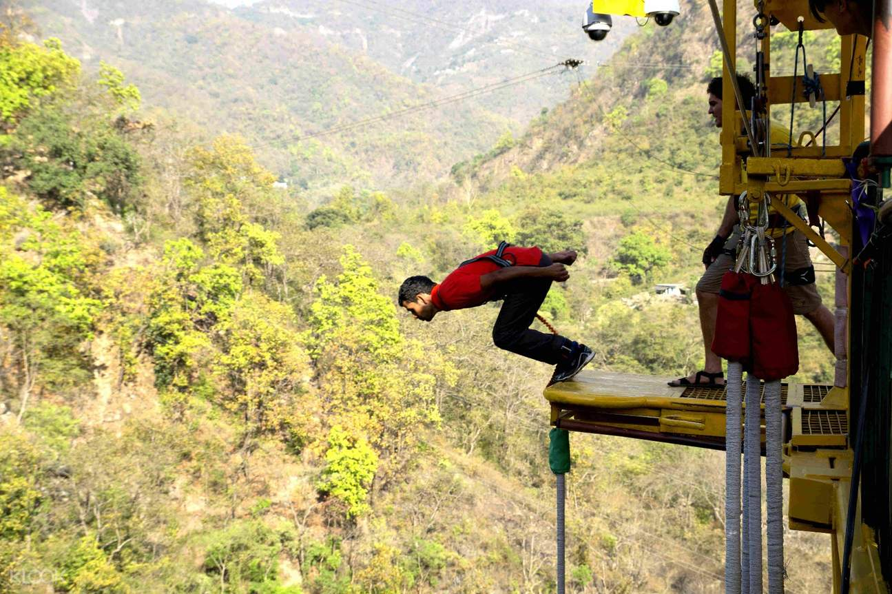 bungee india