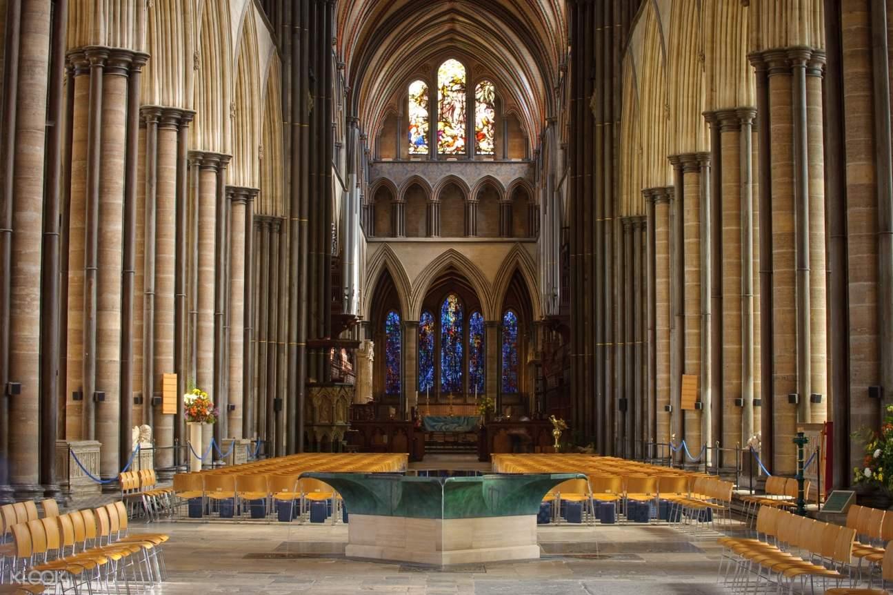 Salisbury Cathedral chapel