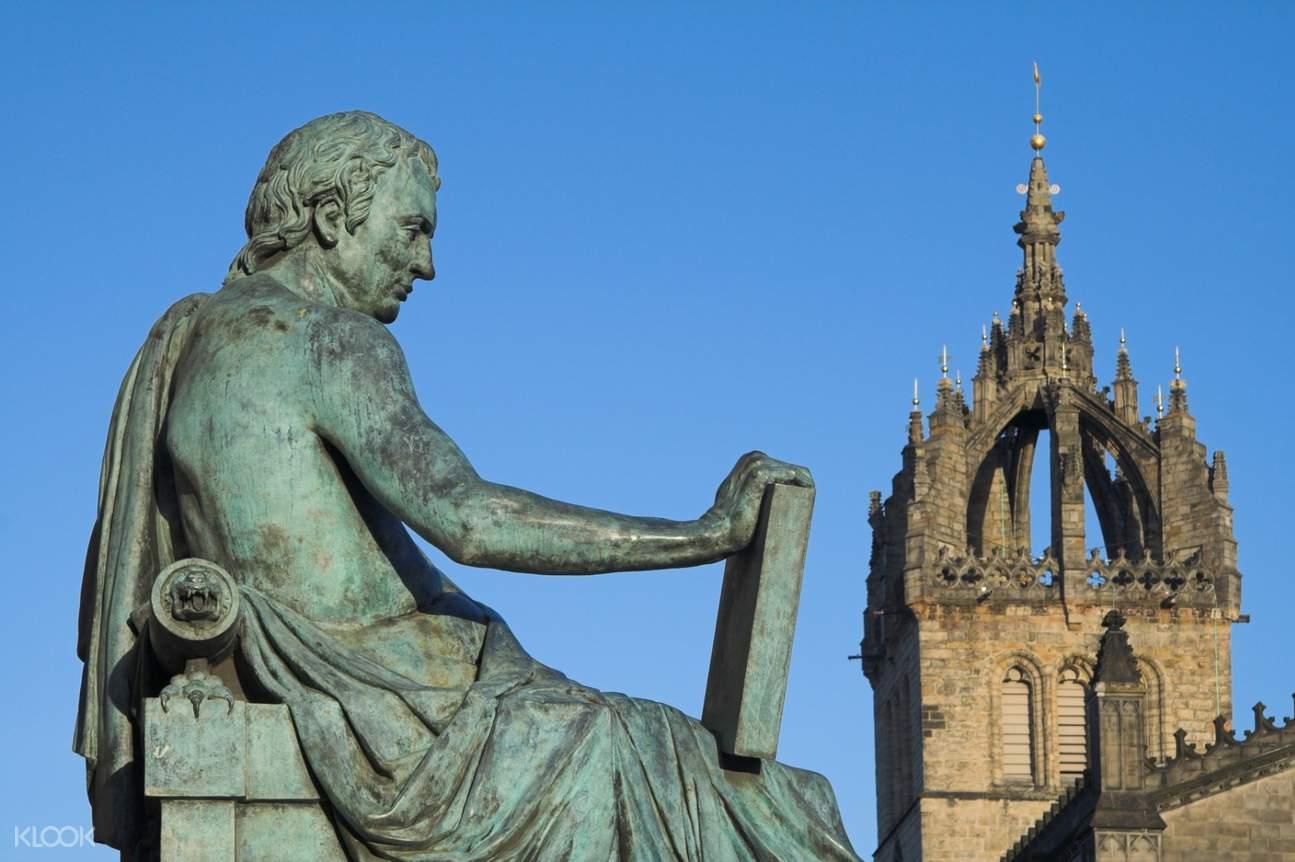 day trip to edinburgh from london